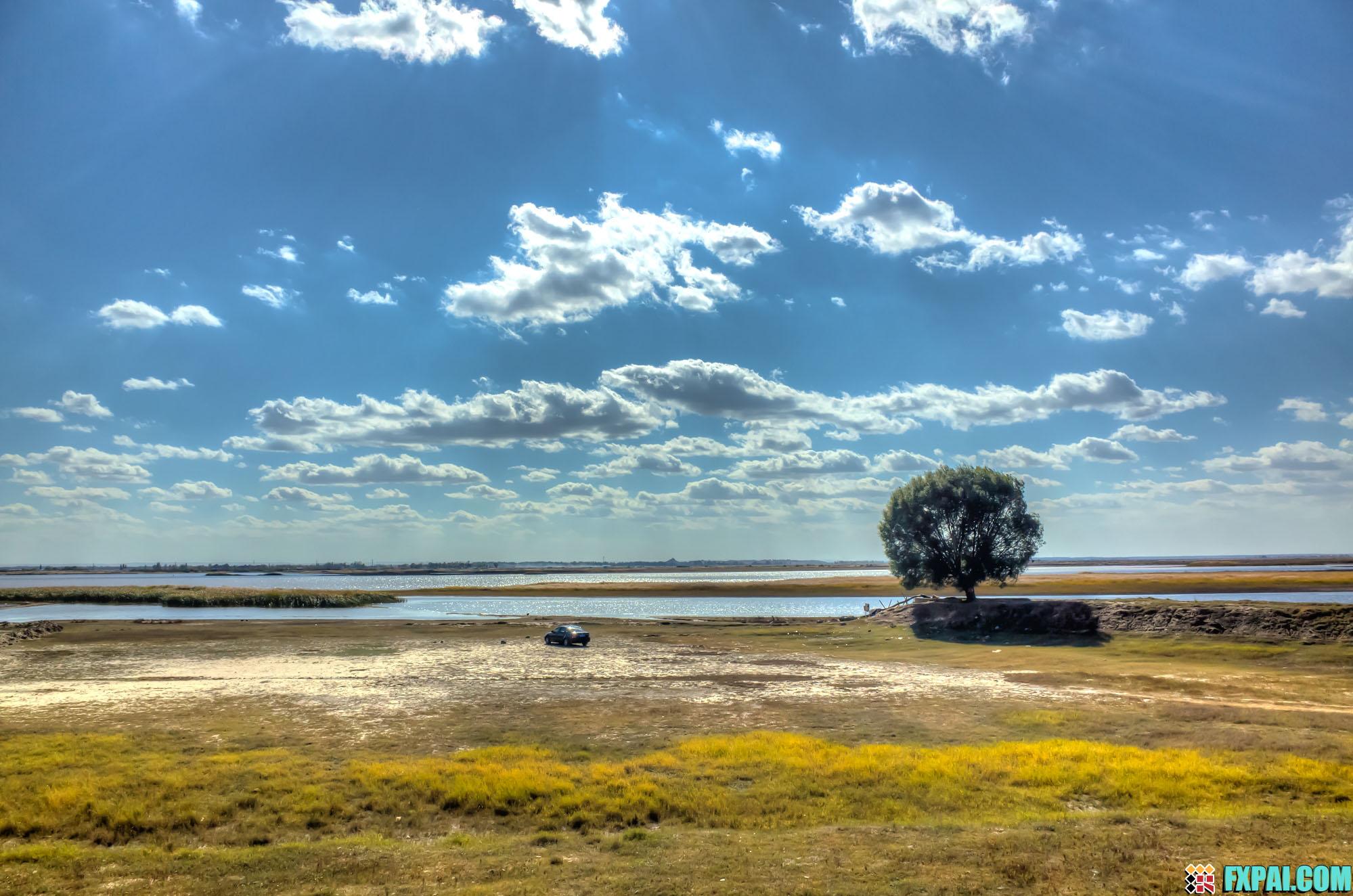 小白河湿地
